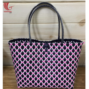 Vietnam Fancy PP Woven Shopping Bag