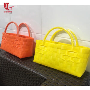 Colorful Soft Quality Plastic Woven Bags