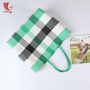 New Hot Sale Storage Woven Plastic Tote Bag