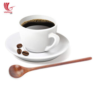 Natural Small Wooden Coffee Spoons Wholesale