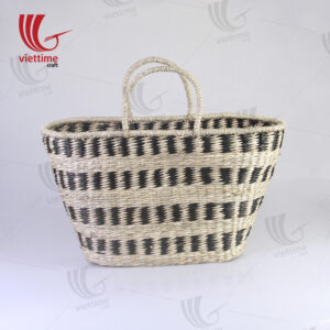 Best Sale Handicraft Seagrass Shopping Bag