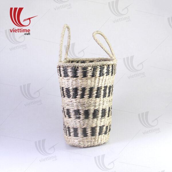 Best Sale Handicraft Seagrass Shopping Bag