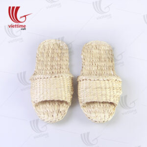 Water Hyacinth Slippers For Men And Ladies