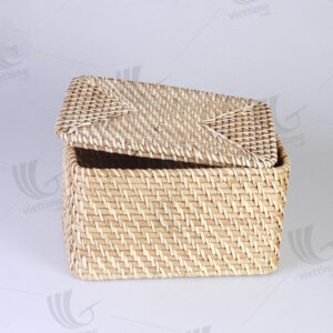 Rattan Storage Basket sku M00639