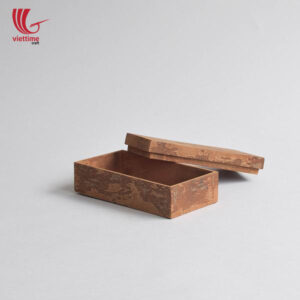 Aromatic Rectangle Cinnamon Bark Storage Box