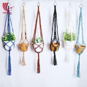 Unique Macrame Plant Hangers For Decoration