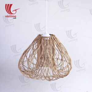 Romantic Wicker Rattan Lamp Shades Wholesales