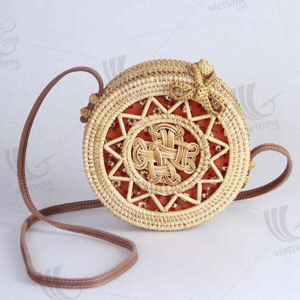 Rattan Bag sku M00582
