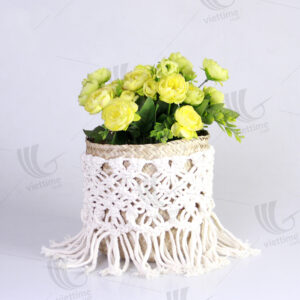 Seagrass Pot Plant Holder sku C00478
