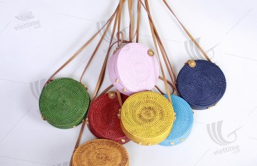 Rattan bags - the hottest fashion trends in 2020