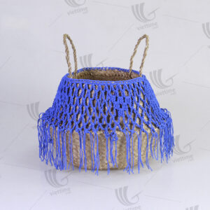 Seagrass Belly Basket sku C00435