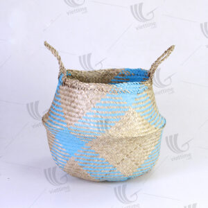 Seagrass Belly Basket sku C00448