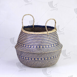 Seagrass Belly Basket sku C00445