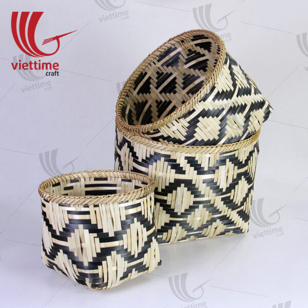 Bamboo Storage Basket