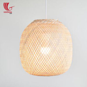 Bamboo Lamp Shade