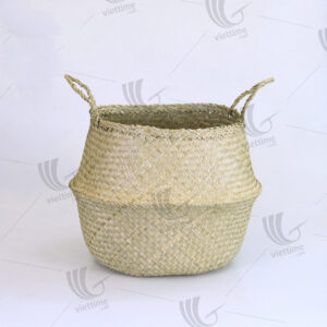 Seagrass Belly Basket sku C00472