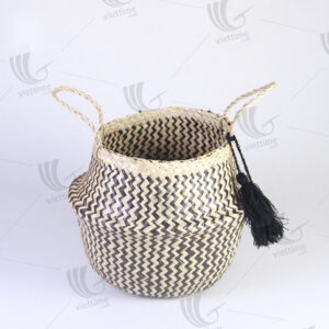 Seagrass Belly Basket sku C00455