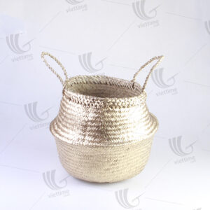 Seagrass Belly Basket sku C00452