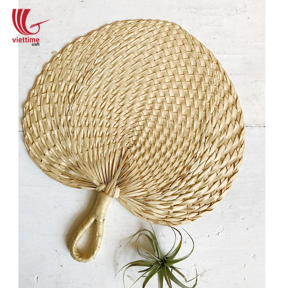 Bamboo Hand Fan Wall Hanging Wholesale Viettime Craft