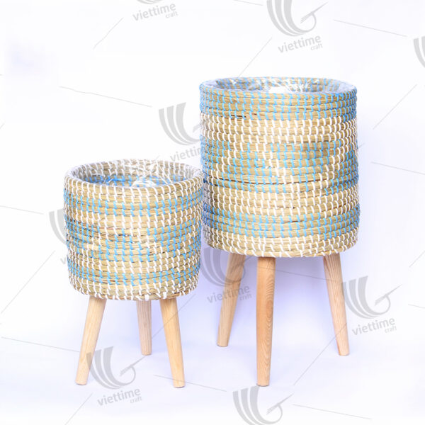 Seagrass Plant Stand sku C00467