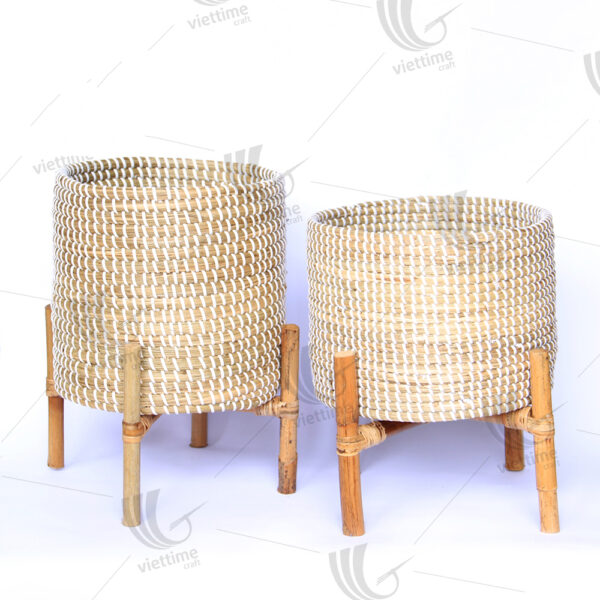 Seagrass Plant Stand sku C00470
