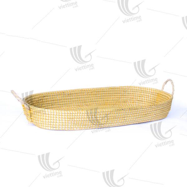 Seagrass Baby Changing Basket sku C00481