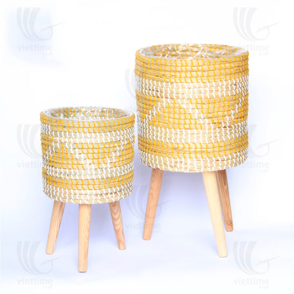 Seagrass Plant Stand sku C00466