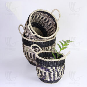 Seagrass Storage Basket sku C00458