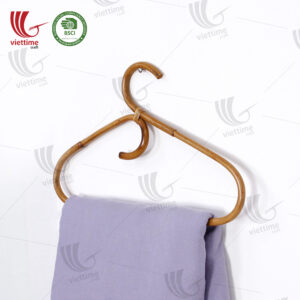 Rattan Coat Hanger