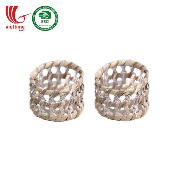Rattan Napkin Rings