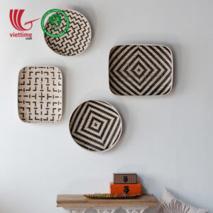 Bamboo Wall Hanging Decoration
