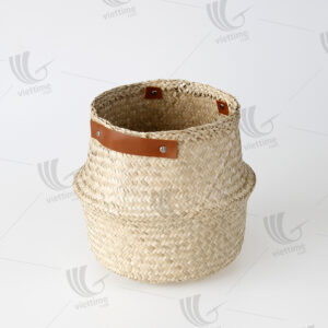 Seagrass Belly Basket sku C00498