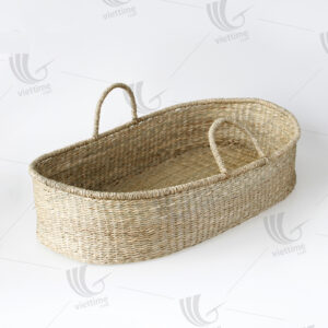 Seagrass Baby Changing Basket sku C00497