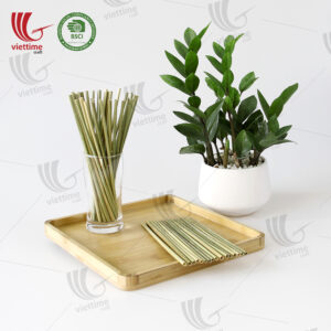 grass drinking straw
