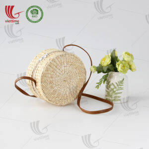 Water Hyacinth Shoulder Bag