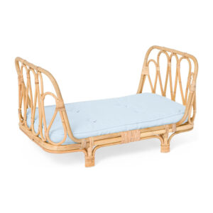Rattan Doll Bed sku M00343