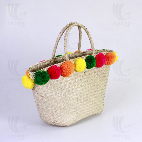 Seagrass Handbag sku C00450