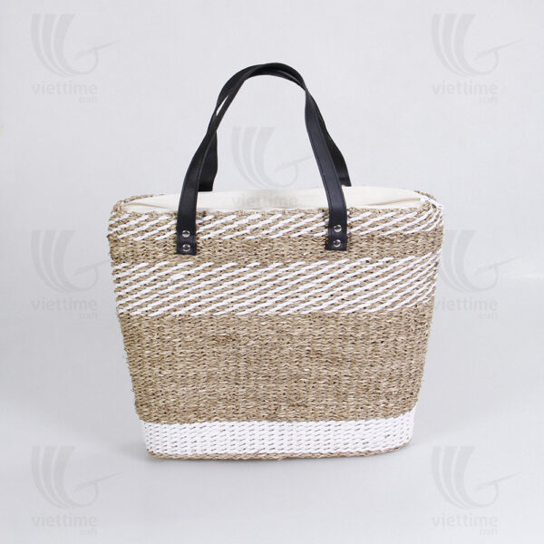 Seagrass Handbag sku C00492