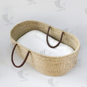 Seagrass Baby Changing Basket sku C00500