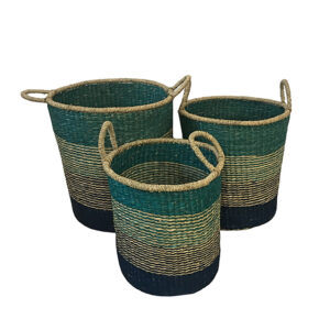 Seagrass Storage Basket sku C00507