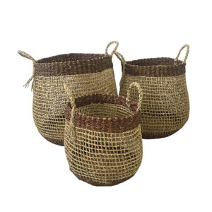 Seagrass Storage Basket sku C00508