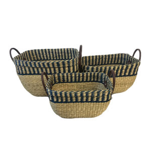 Seagrass Storage Basket sku C00505