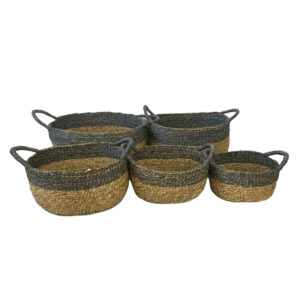 Seagrass Storage Basket sku C00509