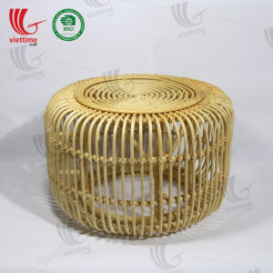 Rattan Table Side