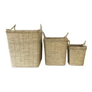 Seagrass Storage Basket sku C00513