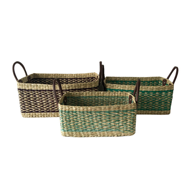 Seagrass Storage Basket sku C00514