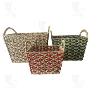 Seagrass Storage Basket sku C00521