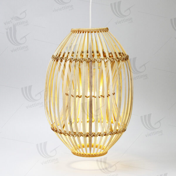 Bamboo Lampshade sku TD00200