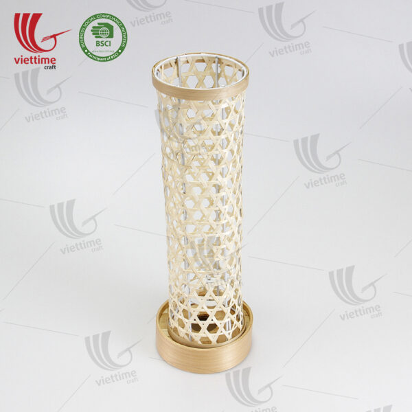Bamboo Table Lamp Shade