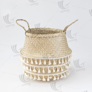Seagrass Belly Basket sku C00532